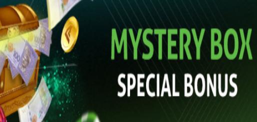 DEWABET MYSTERY BOX SPECIAL BONUS