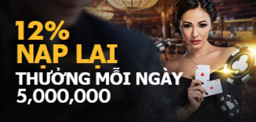 BK8 KHUYẾN MÃI HÀNG NGÀY LÊN ĐẾN 5.000.000!