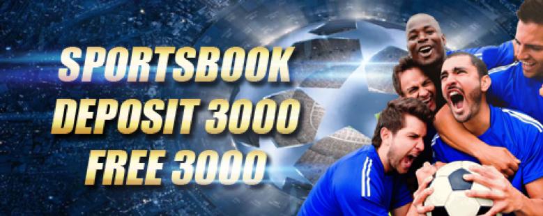 K9WIN SPORTSBOOK DEPOSIT MYR 3,000 FREE MYR 3,000