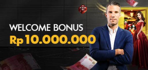 BK8 WELCOME BONUS 20% SAMPAI Rp 10.000.000