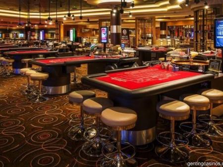 Genting UK casino robbed of five-figure sum of money